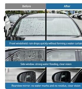 Image 5 - Baseusรถกันฝนตัวแทนกระจกหน้าต่างรถทำความสะอาดรถอุปกรณ์เสริมตัวแทนกันน้ำAnti Rain Autoกระจก100Ml Anit หมอก