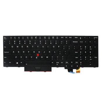 New Keyboard English Key For IBM Lenovo ThinkPad P51S P52S Laptop with Backly