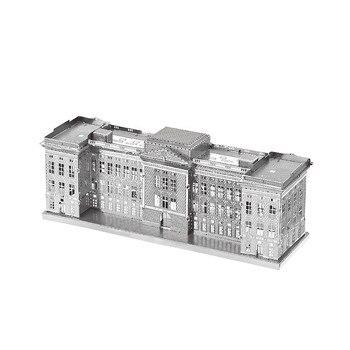 Architecture 3D Metal Puzzles World  3