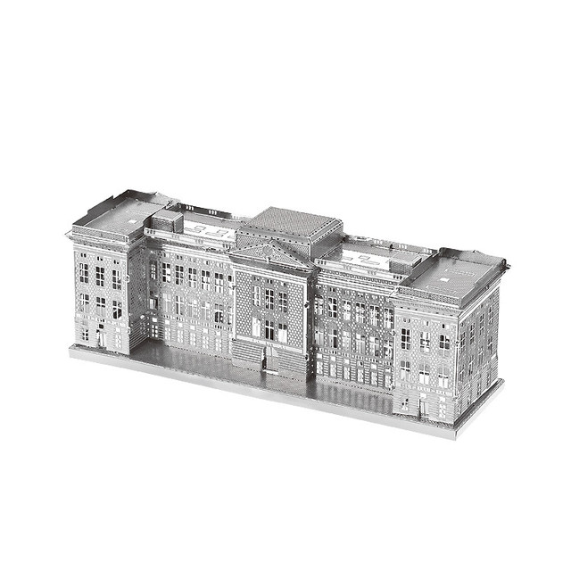 Architecture 3D Metal Puzzles World  3