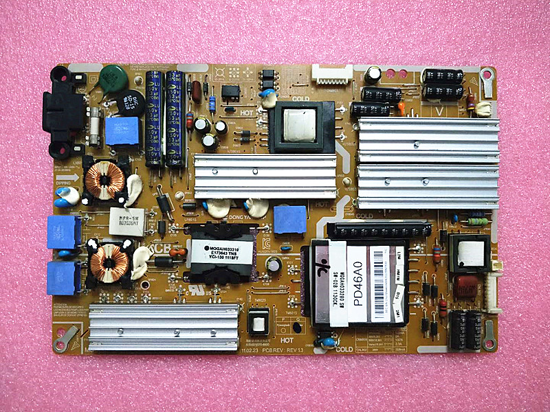 For Power Board UA40D5000PR UA40D5003PR PD46G0-BDY BN44-00473B BN44-00422B BN44-00422B = BN44-00473B Good Working