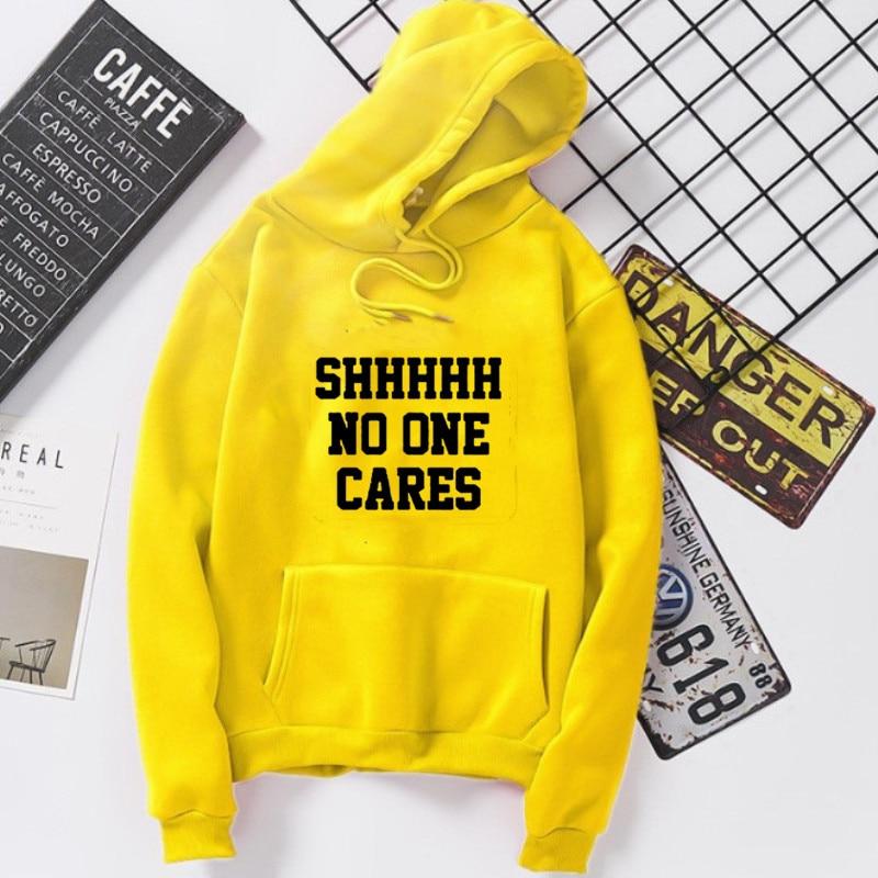 Women Long Sleeve Letter Hooded Sweatshirt Hoodie Tracksuit Casual Sportswear