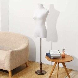 S/M/L хорошо изготовленный PP пластиковый манекен для одежды разборный поддержка Женский Манекен Модель стенд для портного дисплея одежды