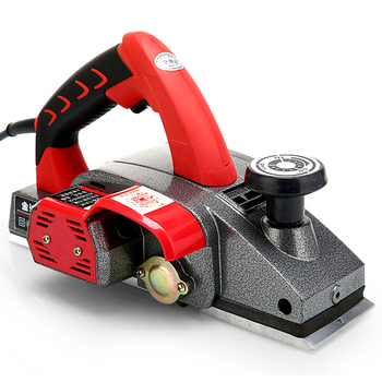 Electric Planer Carpentry Tools Woodworking Multi-function Household Hand Plane Wood Cutting Planing Machine M1B-KN-82
