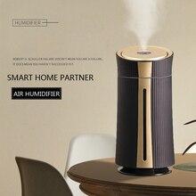 Humidificadores de aire de 1100ML difusor de Aroma de aromaterapia de aceite esencial ultrasónico fabricante de niebla de luz LED refrescante para el hogar y la Oficina
