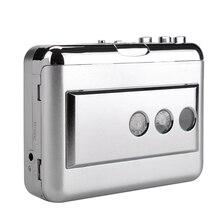 USB кассеты для MP3 конвертер аудио Захват Walkman музыкальный плеер лента для Запись PC