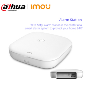 Image 2 - Dahua Imou Smart Alarm System with Alarm Station Motion Detector Door Contact Siren Remotel Control Smart Home Security Solution