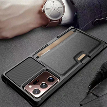 Magnetic Leather Skin Card Pocket Bag for Samsung Galaxy Note 20 Ultra A52 A72 5G S21 S 21 10 9 S9 S10 S20 Plus Protection Cases