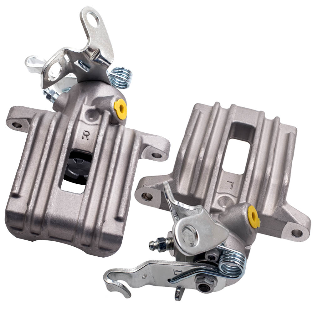 Rear Brake Calipers 1K0615424D 1K0615423D 38mm For VW Golf MK6 Golf V MK5 1K0615424J 1K0615423J title=