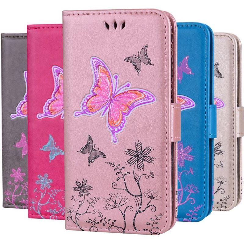 Luxury Case Fundas For Samsung Galaxy S9 S8 Plus S5 S6 S7 Edge A3 A5 j3 j5 j7 2017 2016 J2Pro A8 Note8 Wallet Stand Cover DP99Z