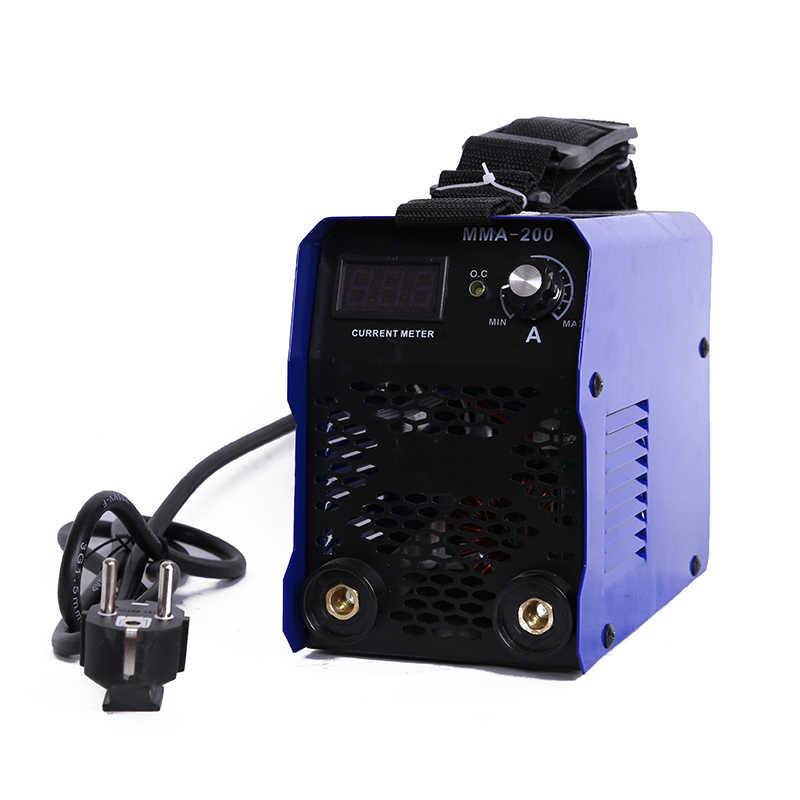 จัดส่งฟรีคุณภาพสูงราคาถูกและแบบพกพาเครื่องเชื่อมเครื่องเชื่อม INVERTER ZX7-250