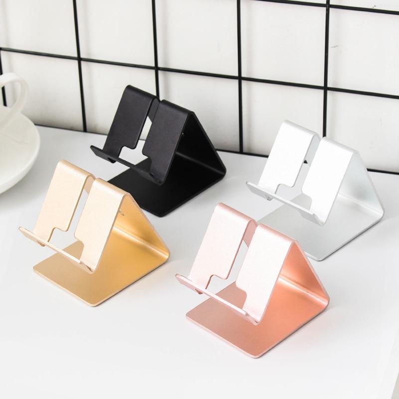 Luxury Universal Desk Phone Holder Stand Business Card Holder Desktop Organizer