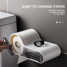 Коробка для салфеток настенный держатель туалетной бумаги без