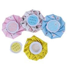 Dessin animé sac d'eau chaude froide réutilisable sac de glace tasse soulagement de la douleur froide Pack de chaleur cadeaux pratiques soulagement Pack de chaleur fournitures de soins