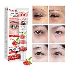30g Multi-effect Goji Eye cream Anti-Aging Smoothing Eye Bags And Dark Circles Firming Skin Care Moisturizing Care Essence