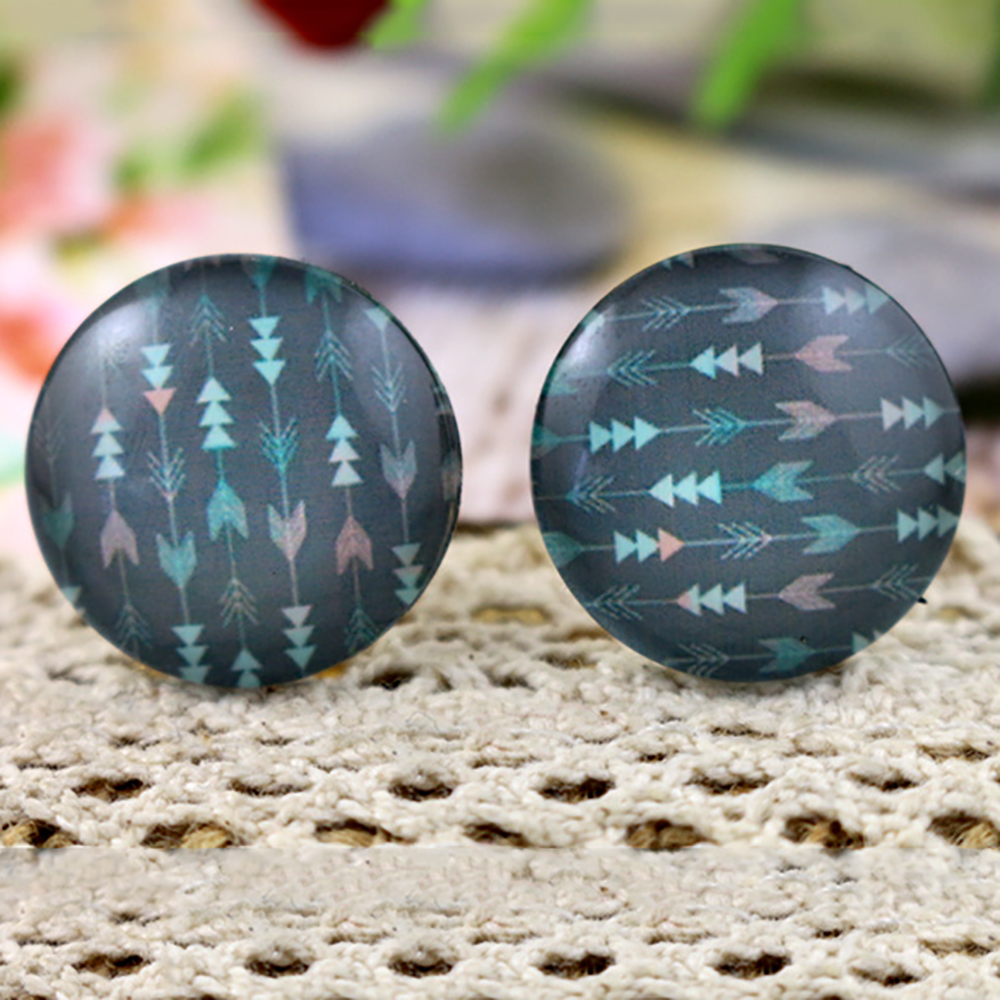 2018 Hot Sale 10pcs 20mm Handmade Photo Glass Cabochons  (H4-44)