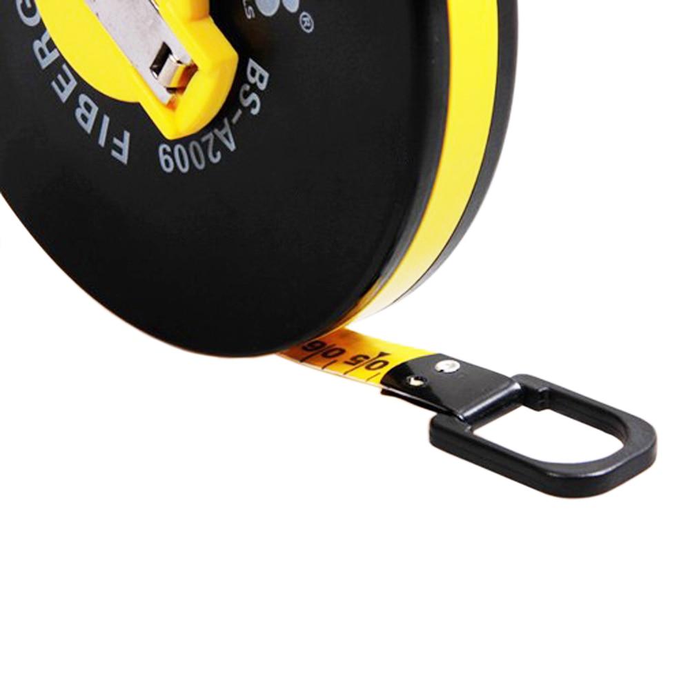 BOSI 10m FIBERGLASS měřicí páska, měřicí - Sady nástrojů - Fotografie 4