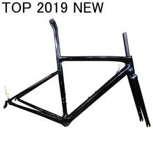 T1000 TOP light weight bike carbon road frame cycling bicycle racing V rim disc disk brake frameset taiwan XDB DPD ship