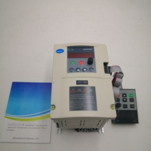 VFD Inverter ZW S1 2T  1.5KW/2.2KW Single phase 110V/220V Input and For three phase motor with 2M Cable  and Outside Panel