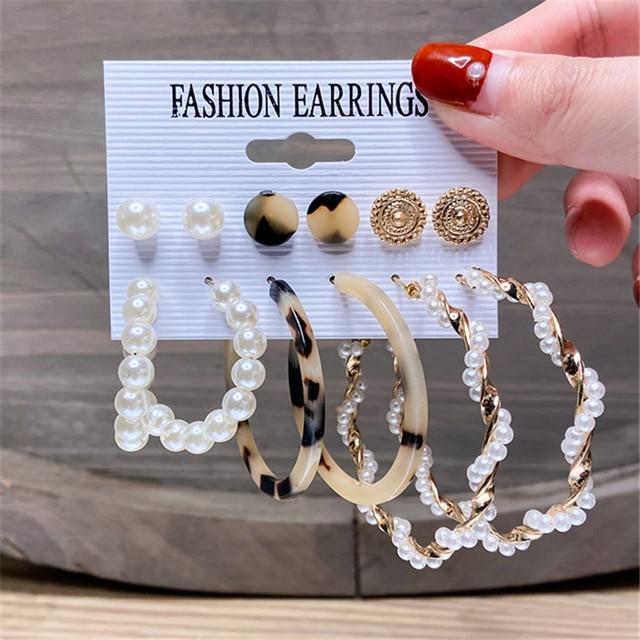 gorgeous multi earring sets 2