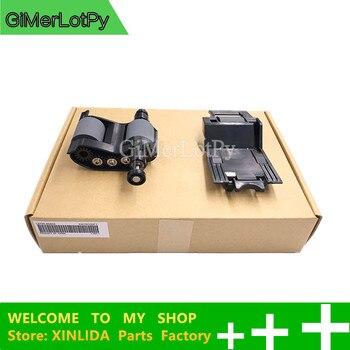 GiMerLotPy new L2718A ADF Pickup Roller + Separation Pad for  LASERJET M525 575 725 775 7500 ADF maintenance kit