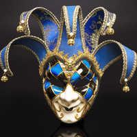 Ragazza Venezia Maschere Di Carnevale Rifornimenti Del Partito di Travestimento della Mascherina Di Natale Veneziana di Halloween Costumi di Carnevale Festival Anonymous Maschere