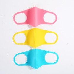 3 sztuk zima Maska pyłoszczelna Maska ochronna na twarz Anime Cartoon Kpop szczęście niedźwiedź kobiety mężczyźni Muffle twarzy maski na usta dla dorosłych dzieci 5