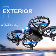 V8 yeni Mini Drone 4k meslek HD geniş açı kamera 1080P WiFi fpv Drone kamera yüksekliği tutun Drones kamera helikopter oyuncaklar