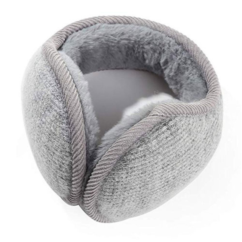 2019 Fashion Unisex Solid Winter Earmuffs Soft Thicken Plush Ear Cover Protector Ear Muff Wrap Band Warmer Earflap For Men