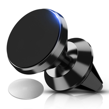 Magnetic Car Holder For Phone Universal Mobile Cell Stand ForSamsung Air Vent Mount GPS