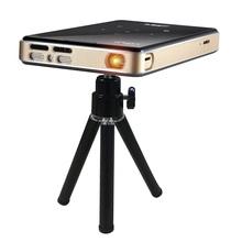 P09 Android 9 0 projektor 2 4G 5G WiFi Bluetooth przenośny projektor DLP Mini 4K 2GB 16GB projektor kina domowego projektor wideo LED tanie tanio UNIC Instrukcja Korekta CN (pochodzenie) Projektor cyfrowy 16 10 50 ANSI Lumens 854x480 dpi 30-120 inch 2000 01 00 Domu