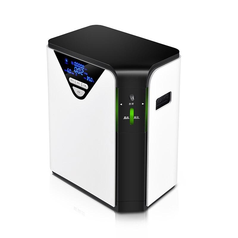 In lager 1-6L Hohe konzentration Sauerstoff konzentrator zerstäubung Tragbare sauerstoff generator Medizinische ausrüstung Hause sauerstoff bar LCD