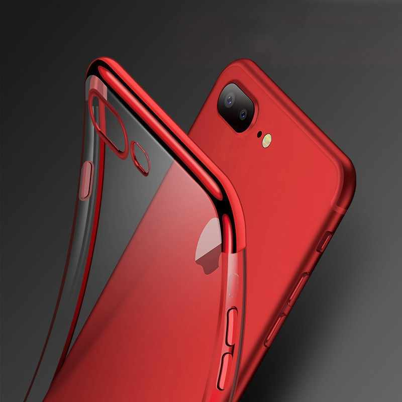 Para Samsung Galaxy J6 J7 J8 M10 M20 M30 A40S 2018 J4 primer Plus J530 J5 PRO J730 gradiente de TPU cubierta protectora