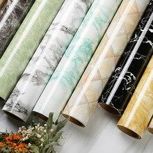 Desktop Furniture Contact-Paper Self-Adhesive Vinyl Home-Decor Living-Room Waterproof