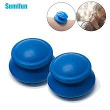 Sumifun Вакуумная чашка для Баночного массажа силиконовая банка