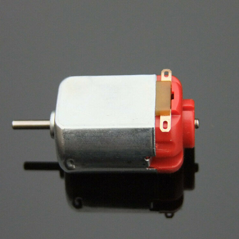 1pcs 130 DC 3-6V 16500RPM High Speed Toys Hobby Micro MINI Solar Motor Smart 25mmx20mmx15mm for Scientific Production DIY