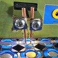 4Pcs Solder Pin Spot Schweißer Schweißen Feste Kupfer Nadeln Verwendet für 737G 787A 788H 709A 709Ad 797Dh spot Schweißen Maschine-in Gas-Schweißgeräte aus Werkzeug bei