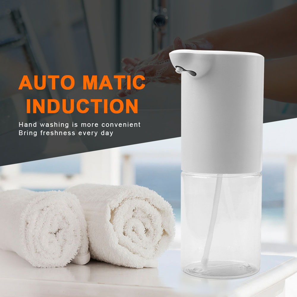 Soap Dispenser Touchless Bathroom Foam Liquid Dispenser For Kitchen Automatic Soap Dispenser Smart Sensor Hand Washer