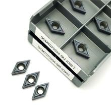 Turning-Tool Cnc-Insert DCMT070204 Internal IC907 SM High-Quality