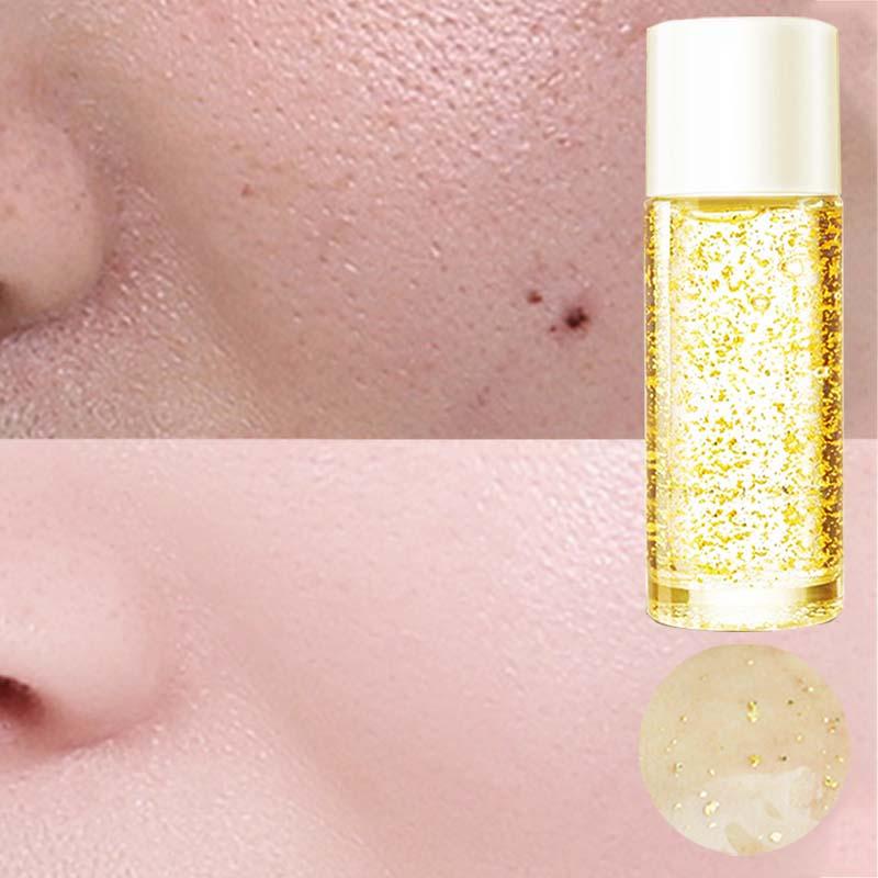 24KGold Essence MakeUp Primer Hydrating Moisturizer Pores Face Foil Serums Oil Matte Facial Professional Makeup Base Primer Oil