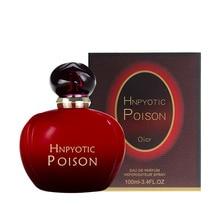 LAIKOU Brand Women Perfume 100ML Atomizer Bottle Glass Fashion Female Eau De Parfum Long Lasting Fragrance Ladies Charm Perfumes
