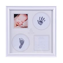 Get more info on the Baby Hand Foot Print Mud Photo Frame Newborn Souvenir Hundred Days New Parents Creative Gifts