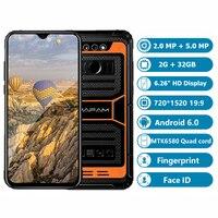 Mafam MF8 3G 견고한 스마트 폰 6.26