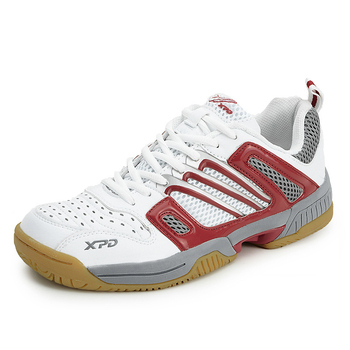 Профессиональная Обувь для бадминтона унисекс, Мужская мягкая обувь для бадминтона TD, тренировочная дышащая Нескользящая Легкая спортивная обувь для бадминтона