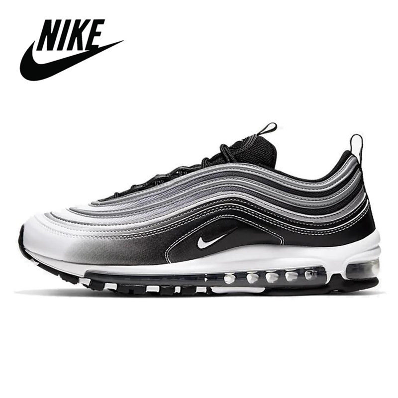 Original <font><b>Nike</b></font> <font><b>Air</b></font> <font><b>Max</b></font> 97 UL <font><b>Men's</b></font> Sneakers Breathable <font><b>Nike</b></font> Airmax 97 Running <font><b>Shoes</b></font> For Men image