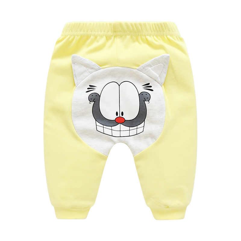 뜨거운 판매 패션 스타일 아기 소년 바지 아기 소녀 따뜻한 Leging 아기 키즈 바지 아래
