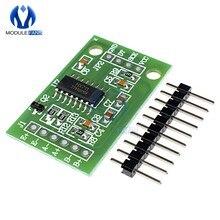 Capteur de pression numérique à 2 canaux HX711, Module de pesage numérique, carte de contrôle de précision 24 bits, Interface série de contrôle