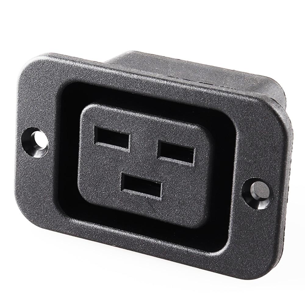 LZ-19-1 AC Outlet Socket Power Bank C19 Female Usa U L Socket