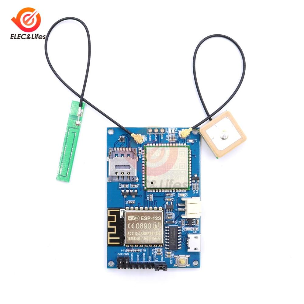 ESP8266 ESP-12S A9 A9G Quad-band GSM GPRS