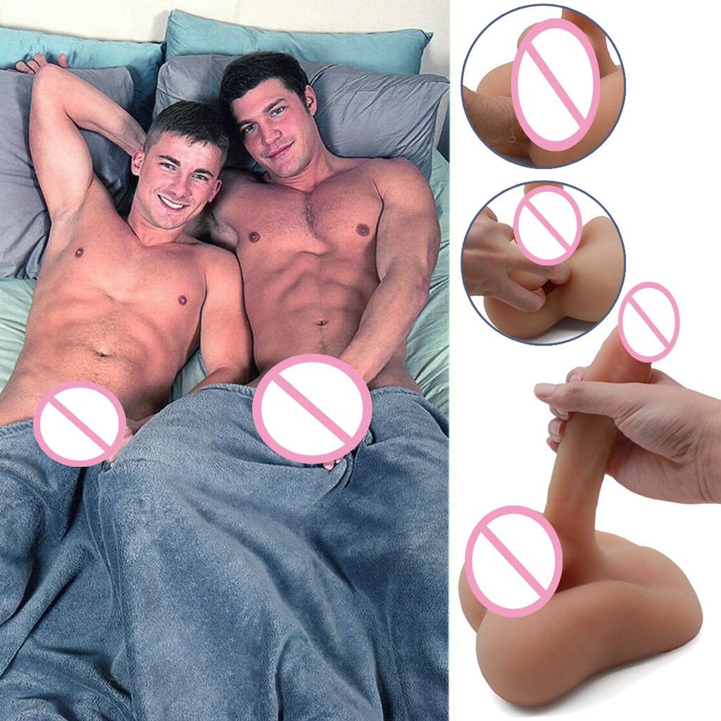 Huge Realistic Dildo For Women Sex Toys Gay Soft 3D Men Penis Dildo Masturbation Sex Toy Love Doll Massager For Women FW3